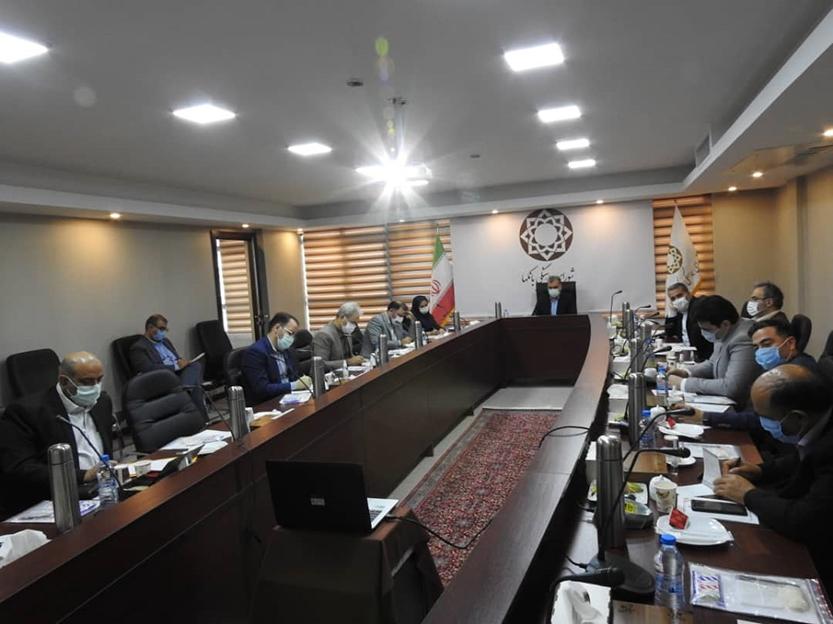 بانک ملی شورای هماهنگی 2