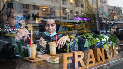 شیرینی فرانسه