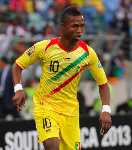 بیوگرافی مودیبو مایگا بازیکن جدید پرسپولیس
