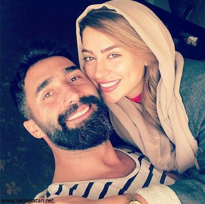 هادی-کاظمی-و-همسرش