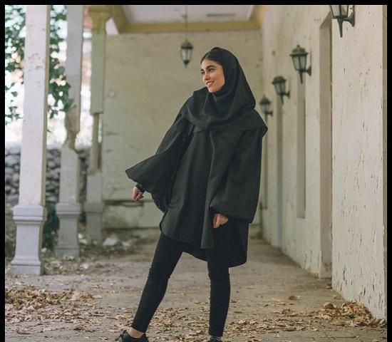 آدرینا-صادقی-بازیگر-نقش-مائده-سریال-احضار-3104