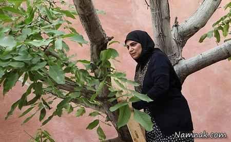 الهام پاوه نژاد در یلدا