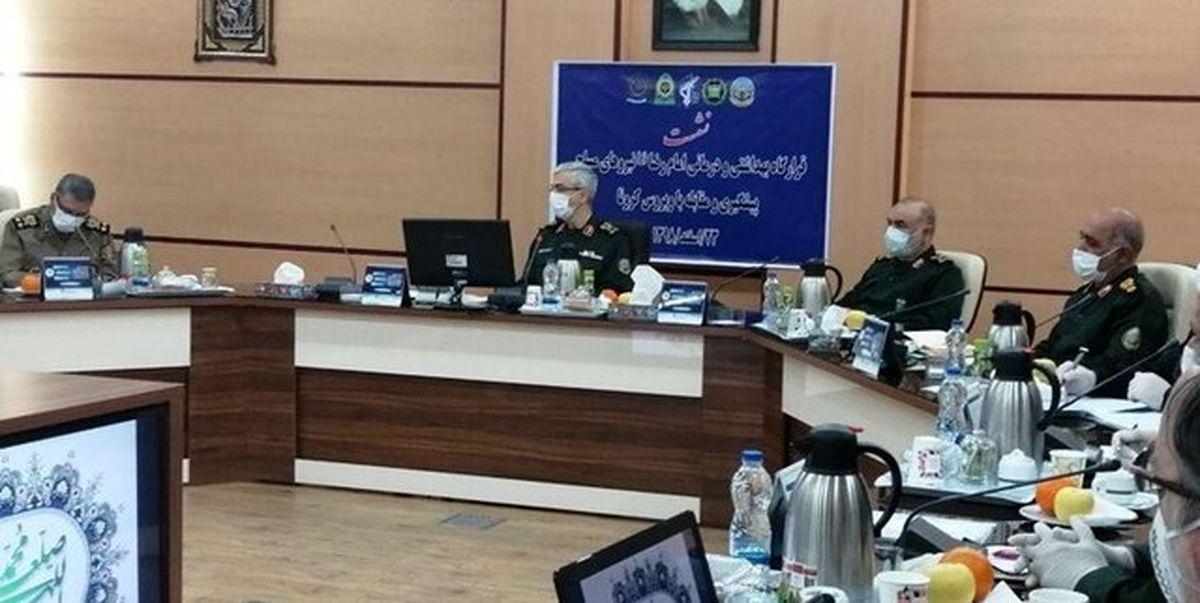 جزئیات نخستین جلسه قرارگاه بهداشتی درمانی نیروهای مسلح