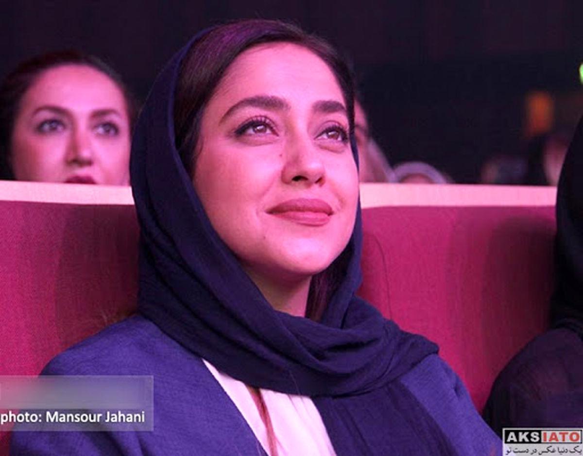 فیلم لورفته از رقص بهاره کیان افشار در کنسرت امید حاجیلی + فیلم