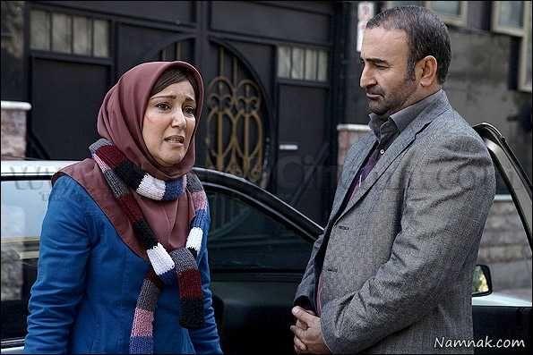مهران احمدی و پانته آ بهرام