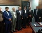 معارفه معاون جدید توسعه مدیریت و منابع بیمه ایران