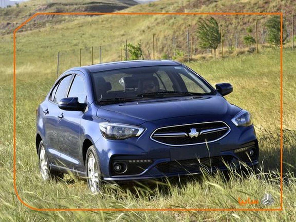 جزئیات تولید خودرو جدید سایپا اعلام شد + عکس