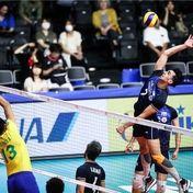 نتیجه دیدار والیبال ایران و برزیل 17 خرداد