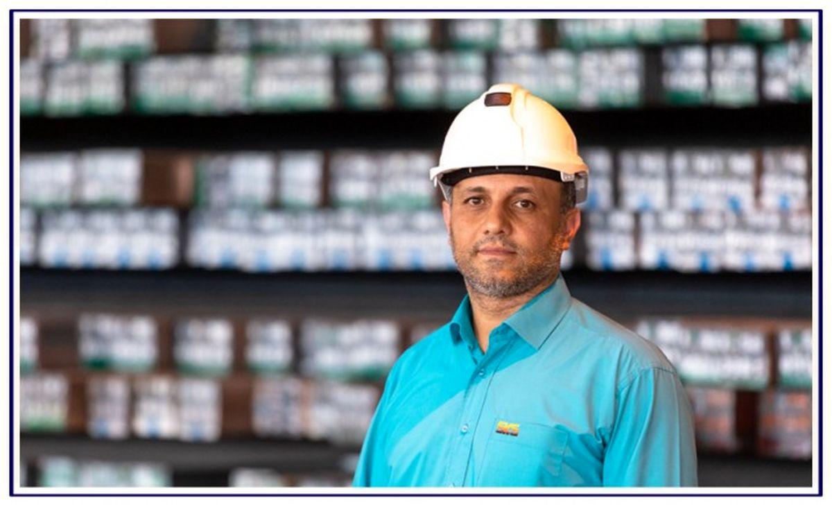 پیام تشکر مدیرعامل به مناسبت راه اندازی کامل فاز 2 فولادسازی