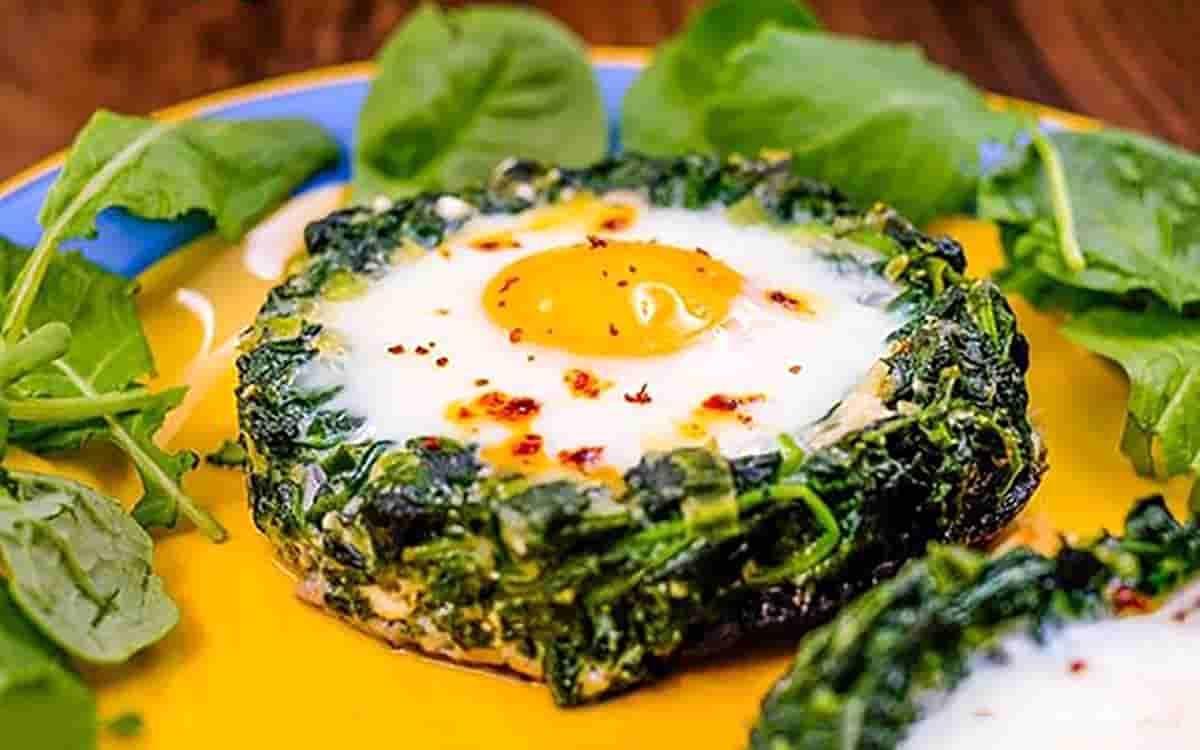 طرز تهیه نرگسی غذای گیاهی و سرشار از ویتامین + نکات طلایی