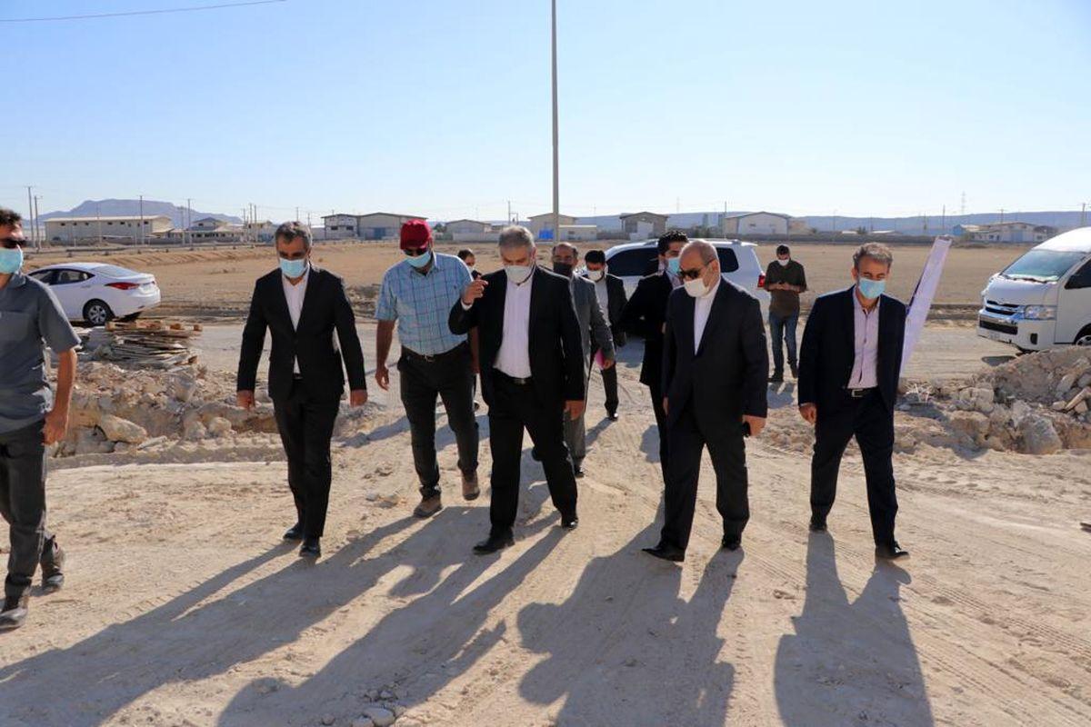 توسعه شرکتهای تولیدی در منطقه آزاد قشم