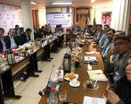 جلسه شورای اداری پست بانک استان هرمزگان با حضور دکتر شیری برگزار شد