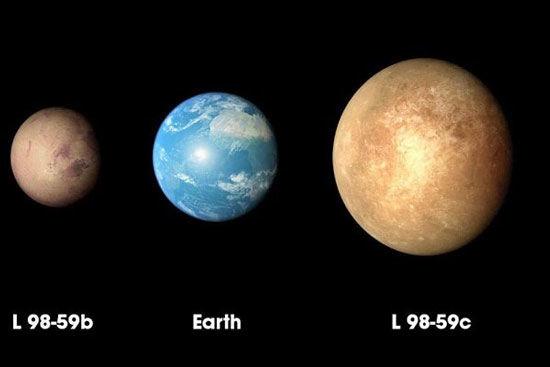 کوچک ترین سیاره توسط یک فضاپیما شناسایی شد + جزئیات
