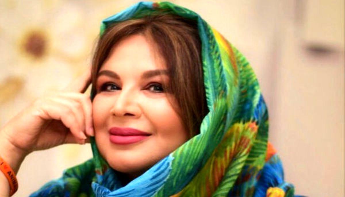شهره سلطانی به کرونا مبتلا شد + فیلم و عکس