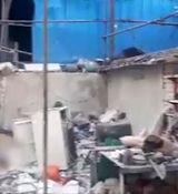 اولین فیلم از انفجار کارخانه تولید اکسیژن در باقرشهر + علت انفجار