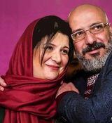 ریما رامین فر و همسرش +بیوگرافی و تصاویر جدید