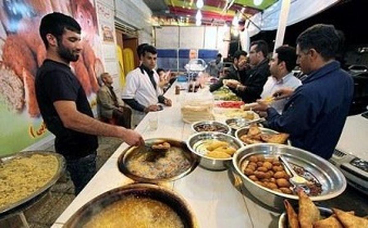 نحوه فعالیت اغذیه فروشان در ماه رمضان + جزئیات