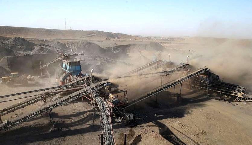 سنگ آهنی ها پیشتاز در سرمایهگذاری زیست محیطی معادن