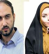 آزاده نامداری، علی فروغی را با خاک یکسان کرد + عکس