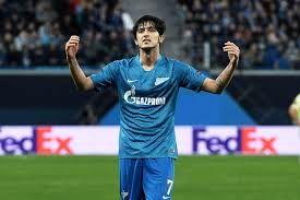 سردار آزمون سومین ورزشکار برتر خارجی روسیه لقب گرفت