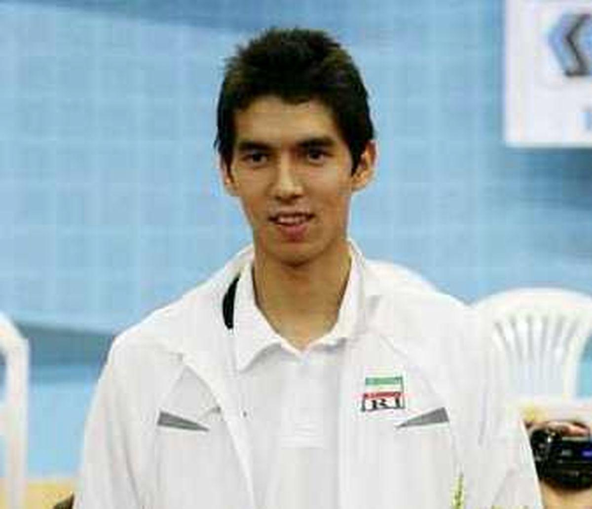 بیوگرافی فرهاد قائمی والیبالیست محبوب ایرانی + تصاویر