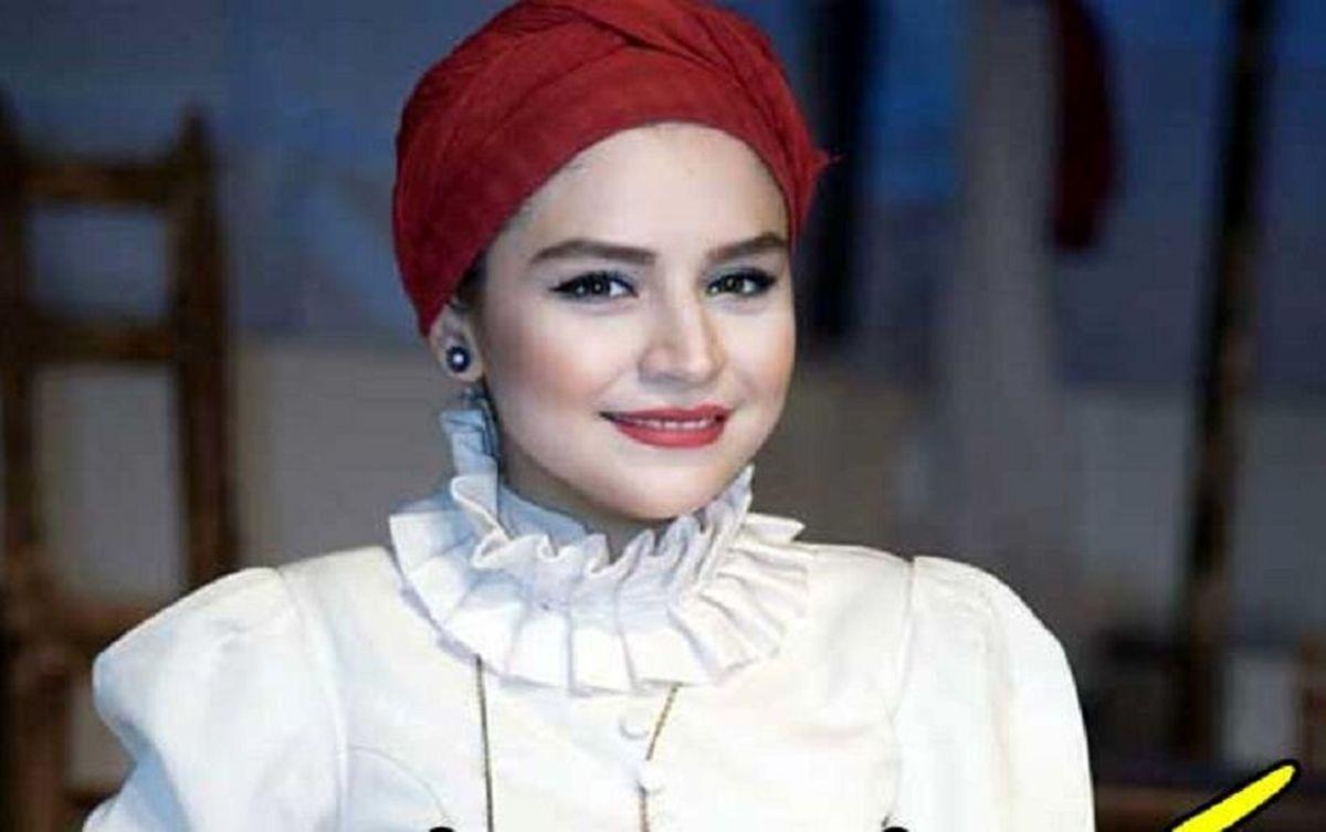تینا عبدی بازیگر آنام در گذشت + علت مرگ