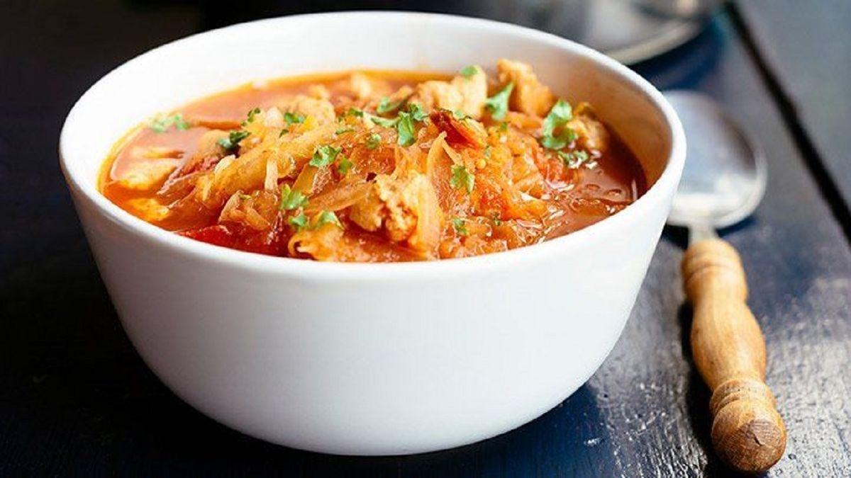 با خوردن این سوپ عجیب و غریب لاغری تان تضمینی است