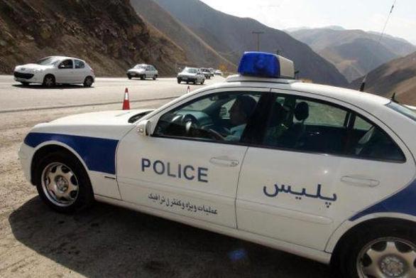 تردد از رودهن به آمل ممنوع شد