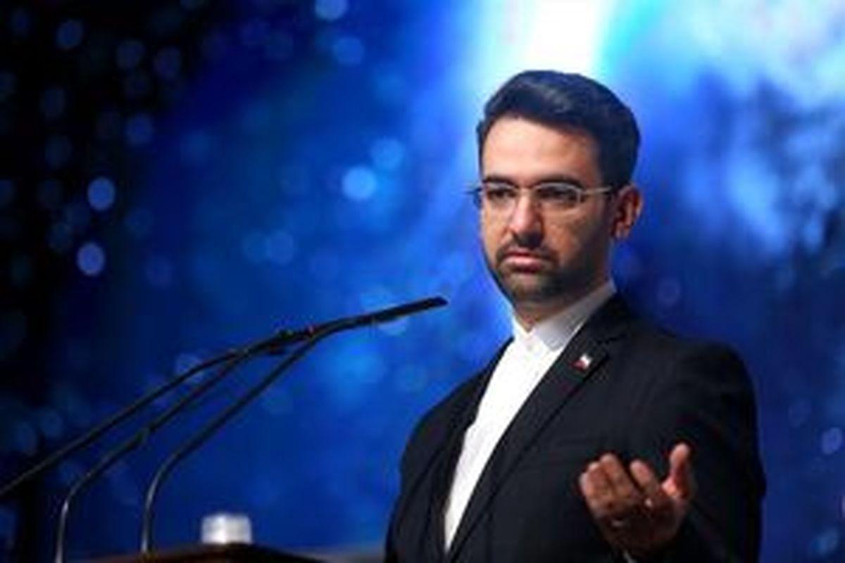 وزیر ارتباطات جواب بیرانوند را داد + عکس