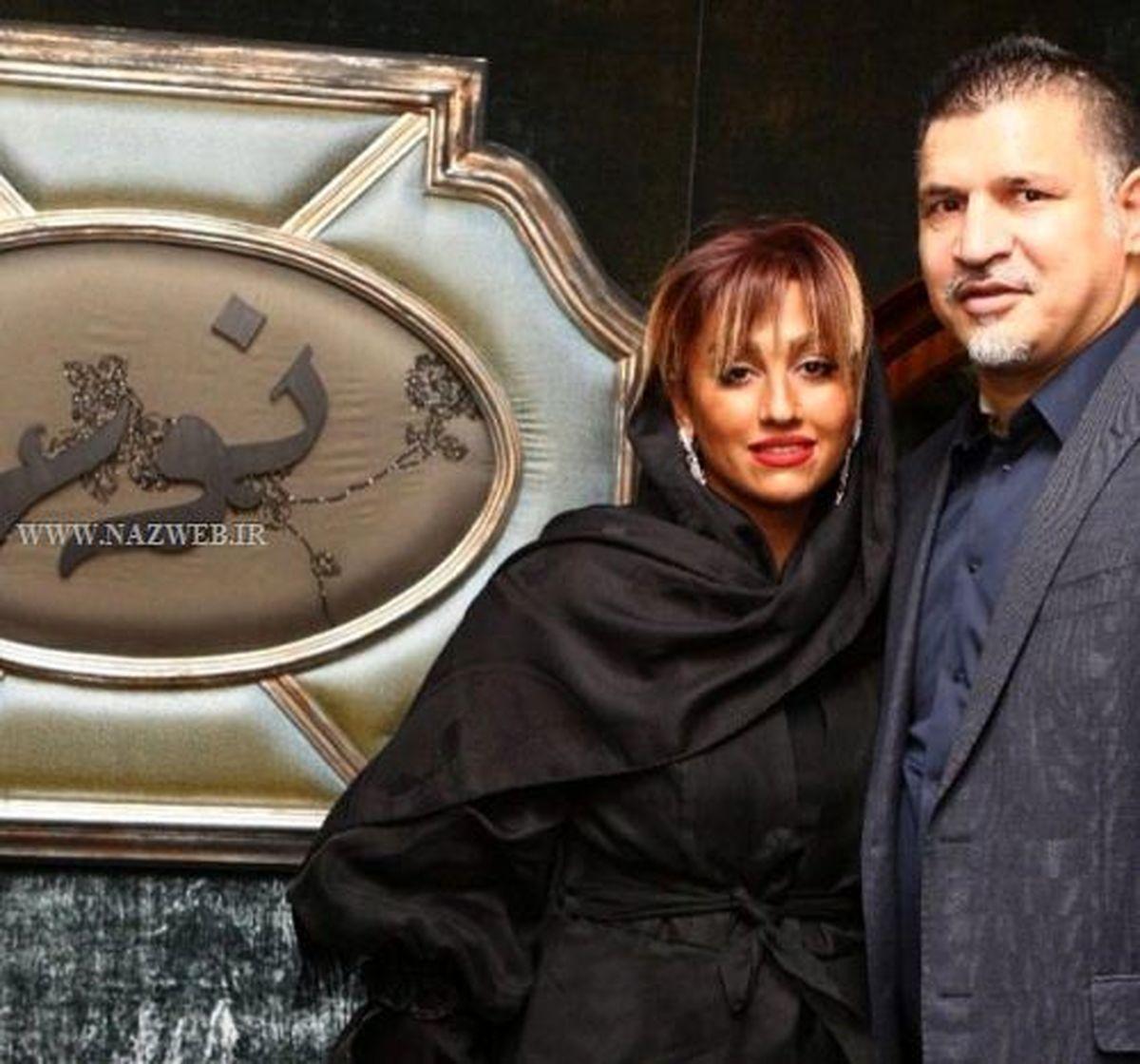 عکس لو رفته از علی دایی و همسرش در پارتی مختلط + تصاویر و جزئیات