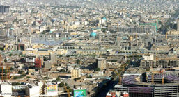 مشهد شهر دوستدار آب میشود