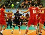 نتیجه بازی والیبال ایران و چین + خلاصه بازی | 26 شهریور