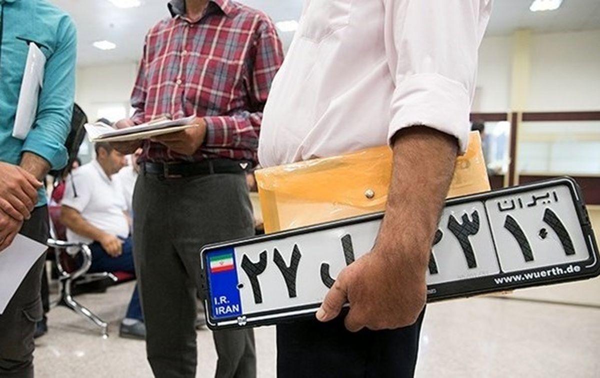 ابلاغ مصوبه جدید برای شمارهگذاری خودرو