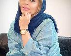 لباس مجلسی لاکچری سپیده خداوردی در مهمانی   عکس