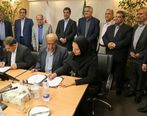 امضای قرارداد ساخت
