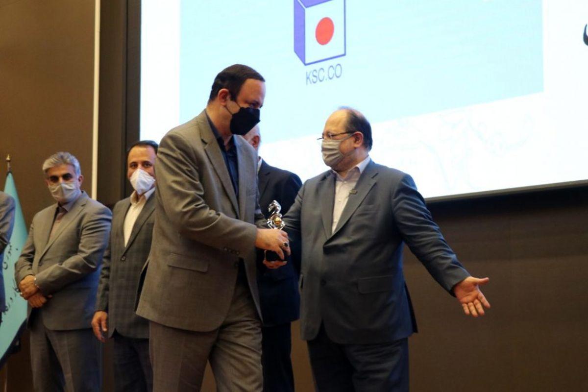 مدیران و شرکت های برتر صندوق فولاد معرفی شدند