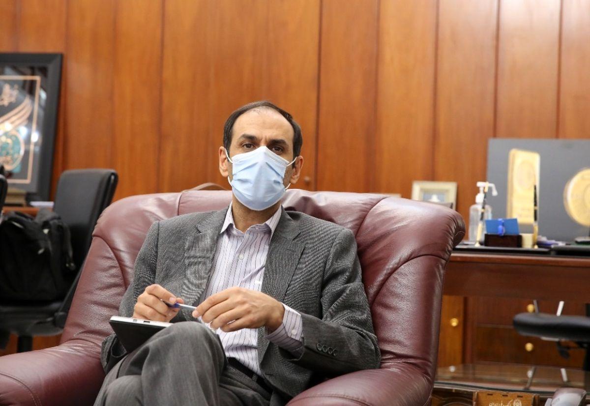 ایجاد فضاسازی لازم برای مدیریت دانش در بانک ملی ایران