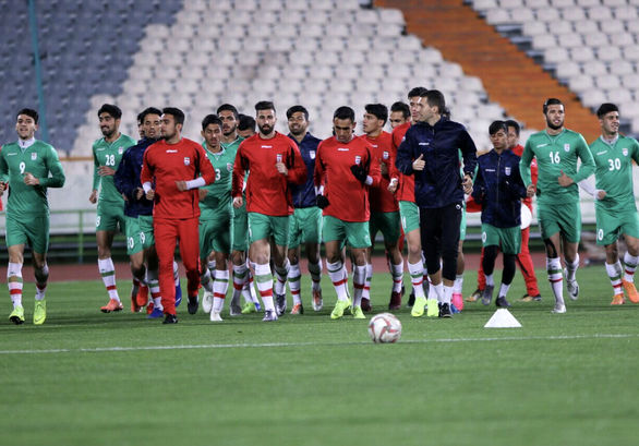 ساعت بازی فوتبال امید ایران و ترکمنستان