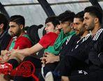 پنج بازیکن تیم ملی اختصاصی تمرین کردند