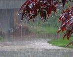 باران ۳ روزه در ۶ استان