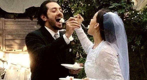 عکس های لورفته از مراسم ازدواج بهرام رادان و خانم جنجالی + تصاویر و بیوگرافی