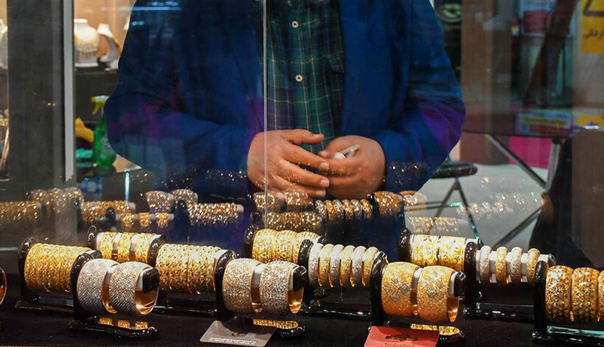 اخرین قیمت طلا در روز دوشنبه 3 خرداد