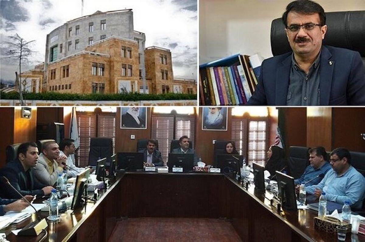 شهردار بوشهر استعفا کرد