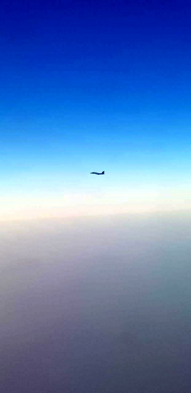 اسرائیل جان سرنشینان یک هواپیمای ایرانی را به خطر انداخته است+ فیلم