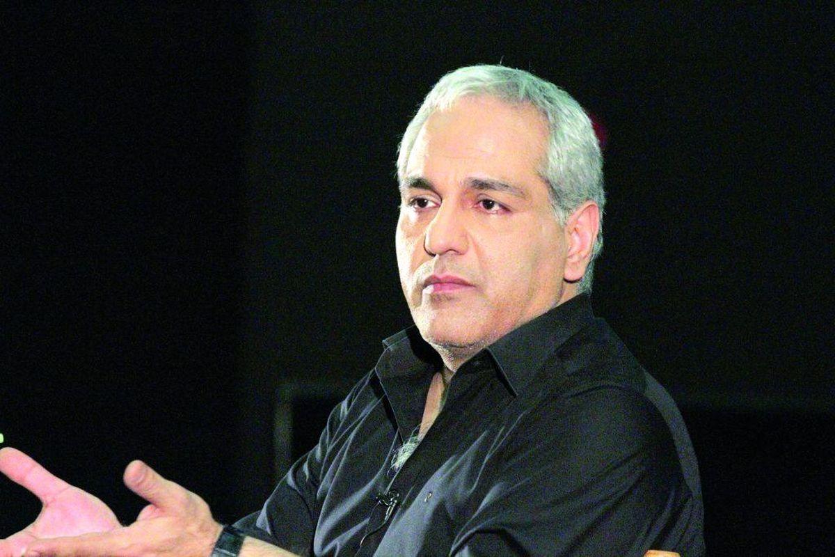 مهران مدیری روحانی و لاریجانی را با خاک یکسان کرد