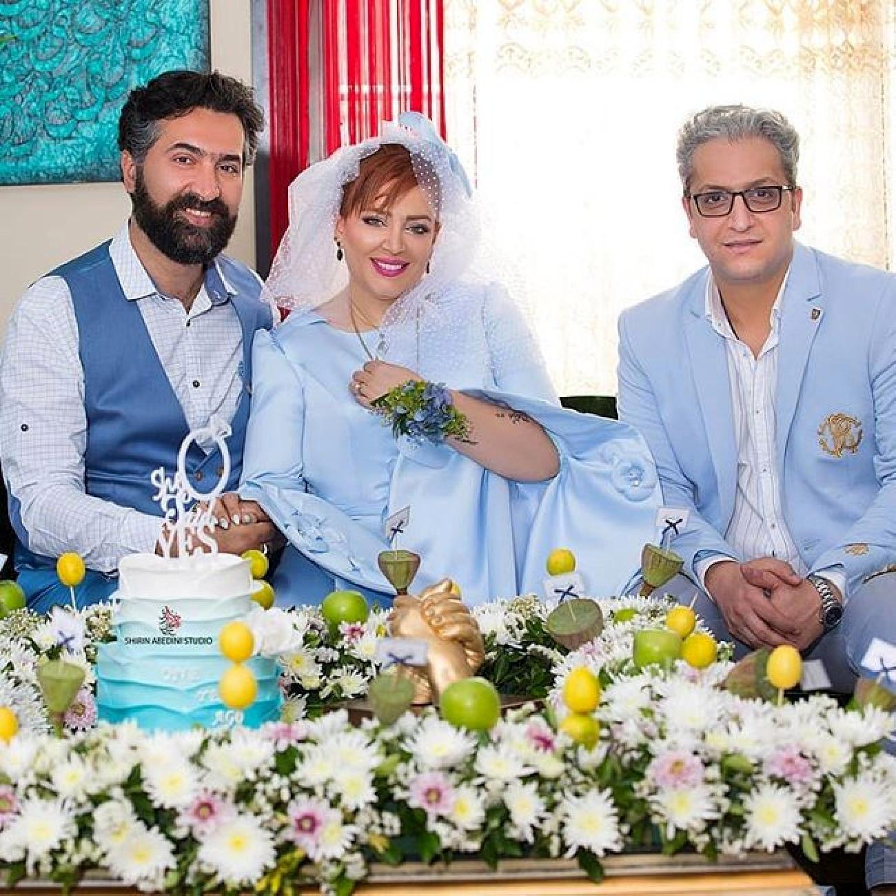بهاره رهنما | فیلم عروسی تدوین شده اش لو رفت + ویدئو و عکس