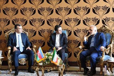 تحکیم و توسعه روابط دوجانبه ایران و جمهوری آذربایجان با تکیه بر سوابق تاریخی و فرهنگی و با توسعه سرمایه گذاری مشترک و تجارت خارجی