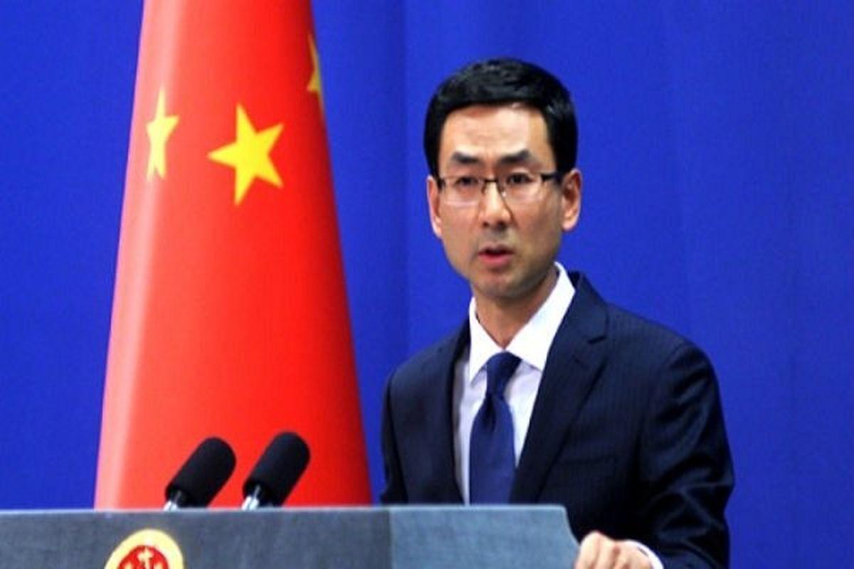 واکنش چین به انتقام سخت موشکی ایران از آمریکا