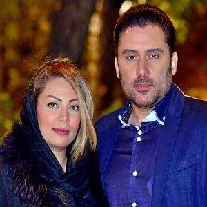 عکسهای جنجالی و لو رفته از مراسم ازدواج نیما مسیحا و همسرش+بیوگرافی و عکس