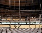 تالار اصلی تئاتر شهر بازگشایی میشود